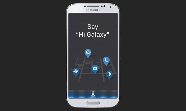 Samsung galaxy S voice
