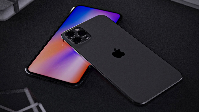 Apple iphone smartphone em mesa