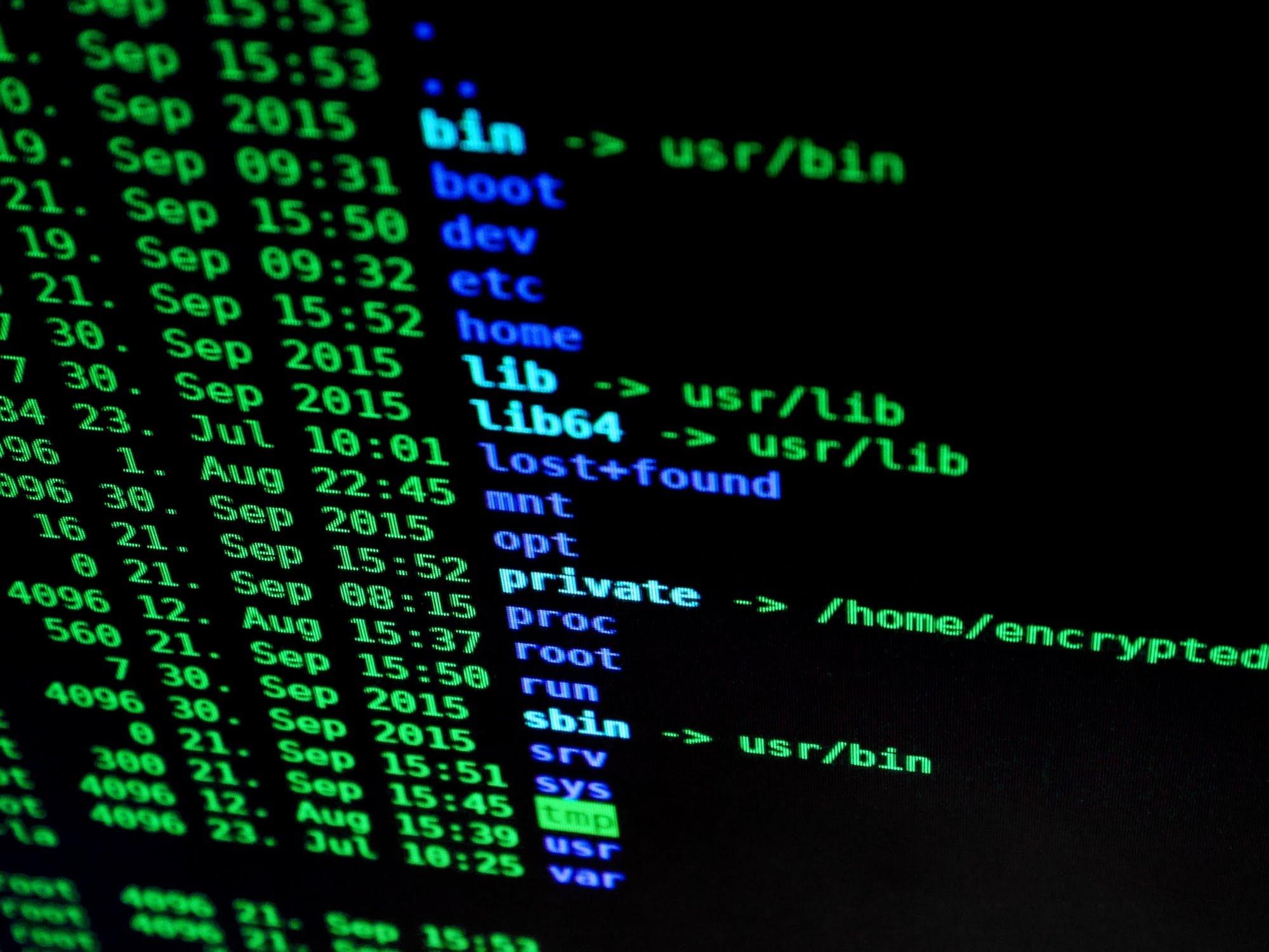 hacker código root sistema