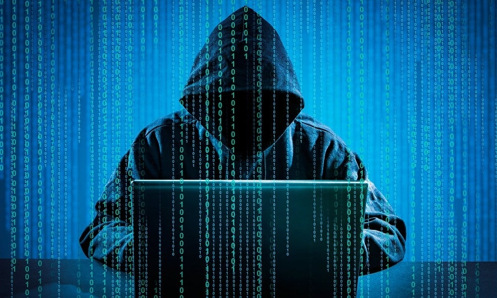 hacker computador codigo