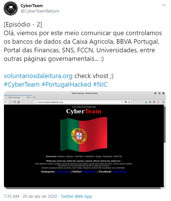 ataque hacker twitter