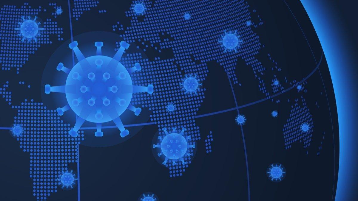 Malware pelo mundo