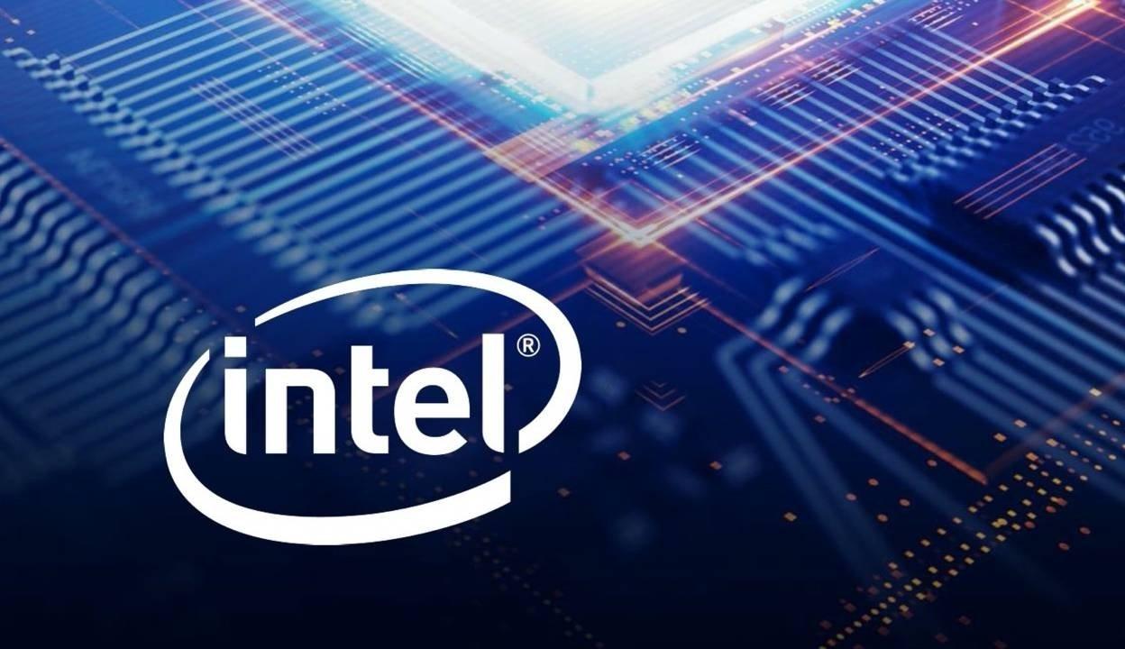 intel processador logo