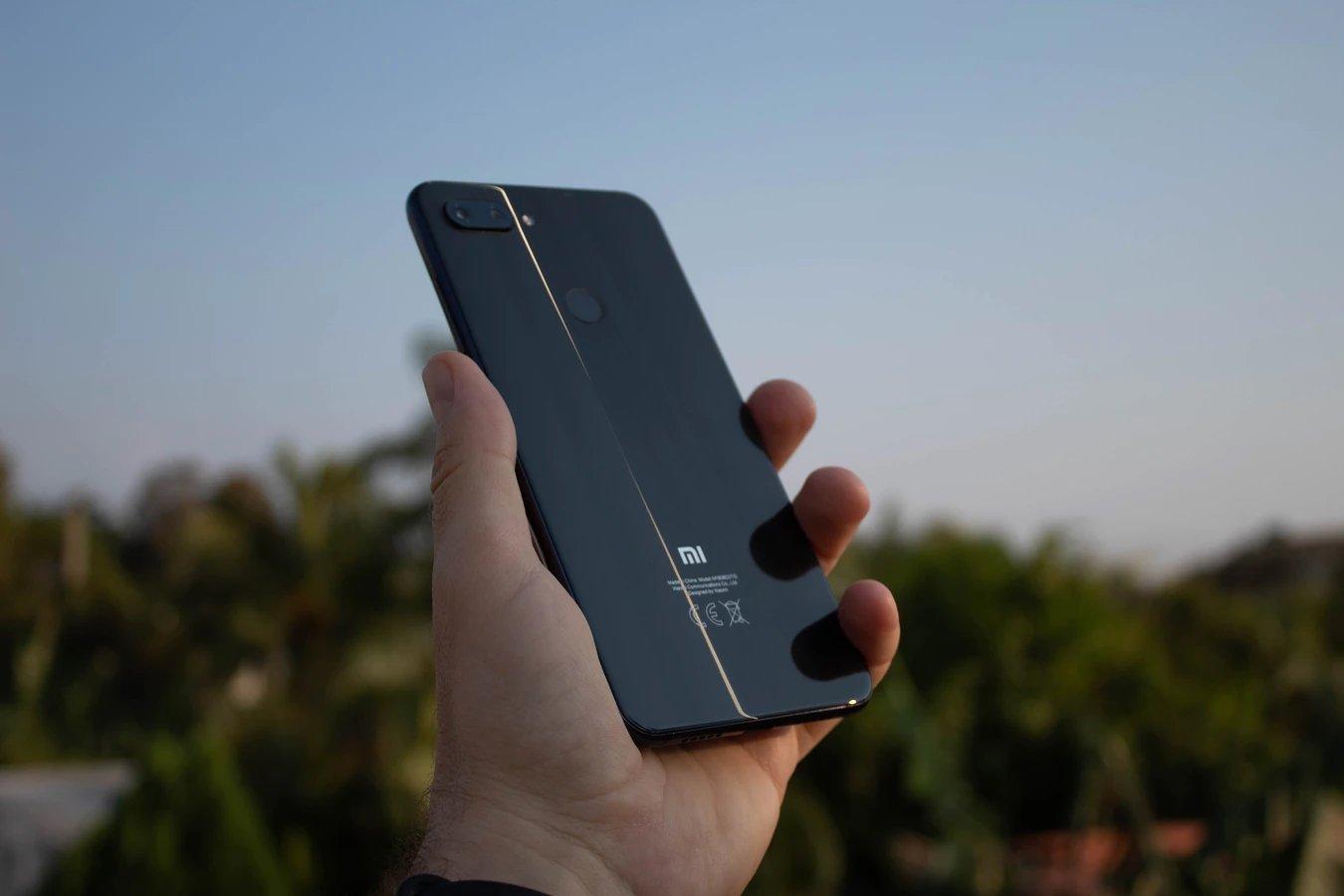 smartphone da xiaomi