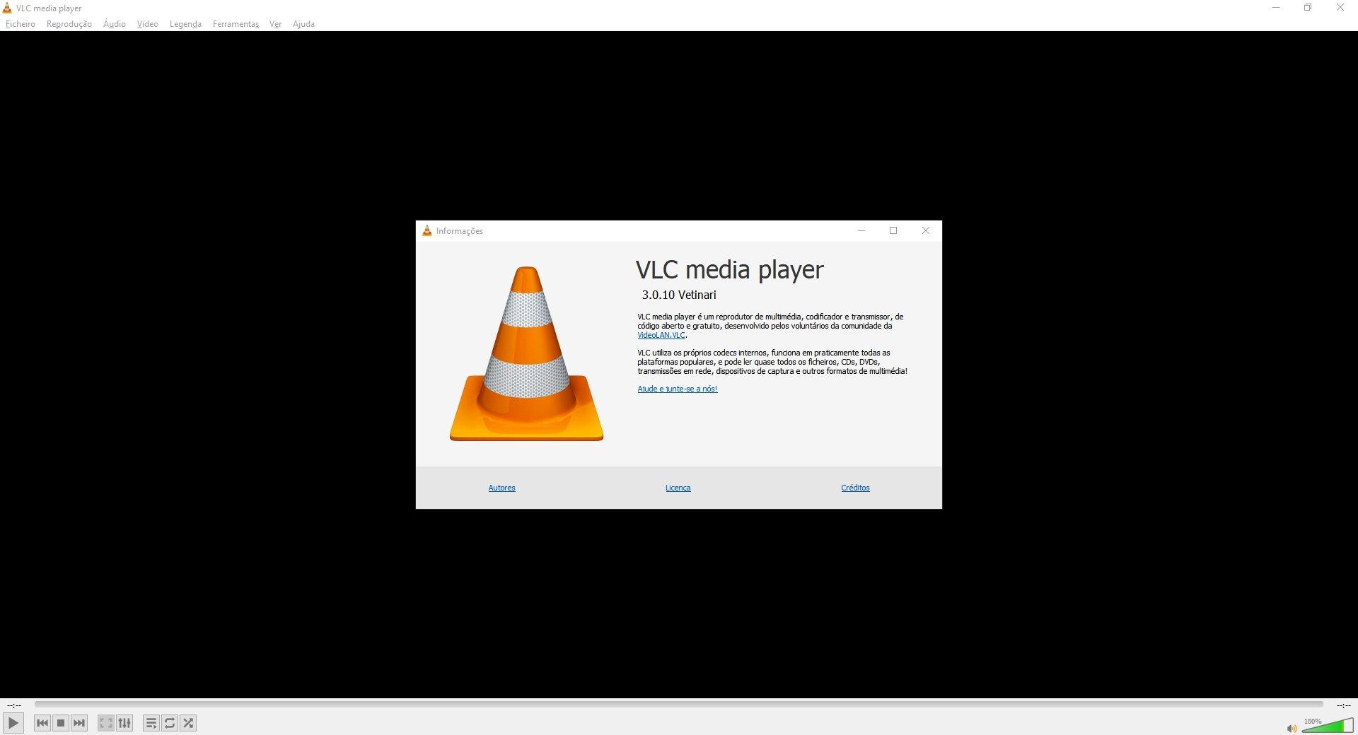 VLC 3.0.10