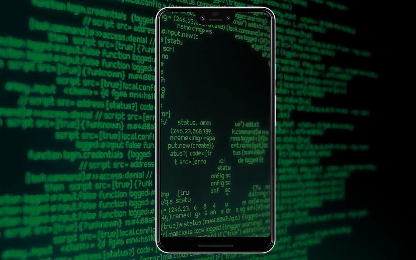Malware em smartphone
