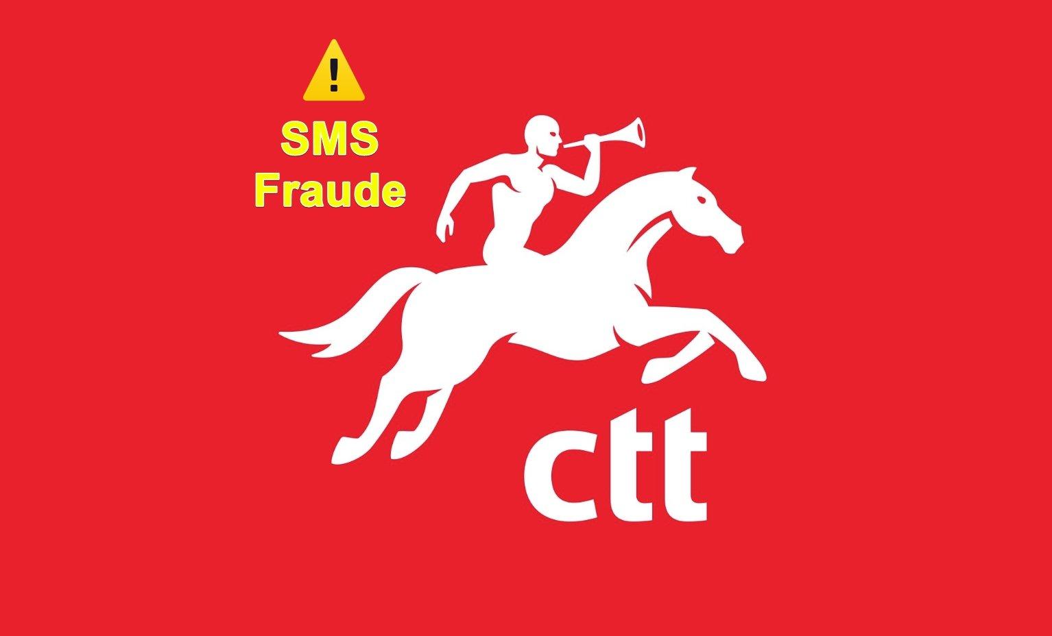 SMS fraude CTT