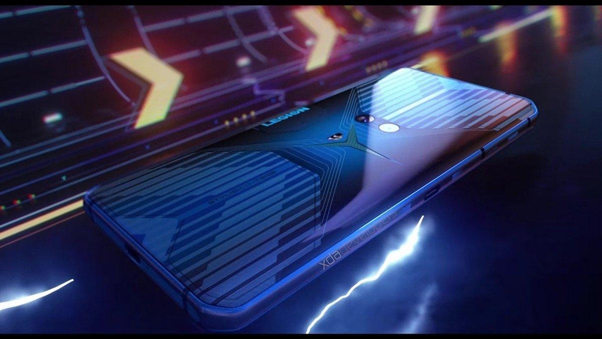 Lenovo Legion gaming smartphone