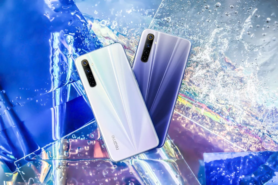 realme smartphone