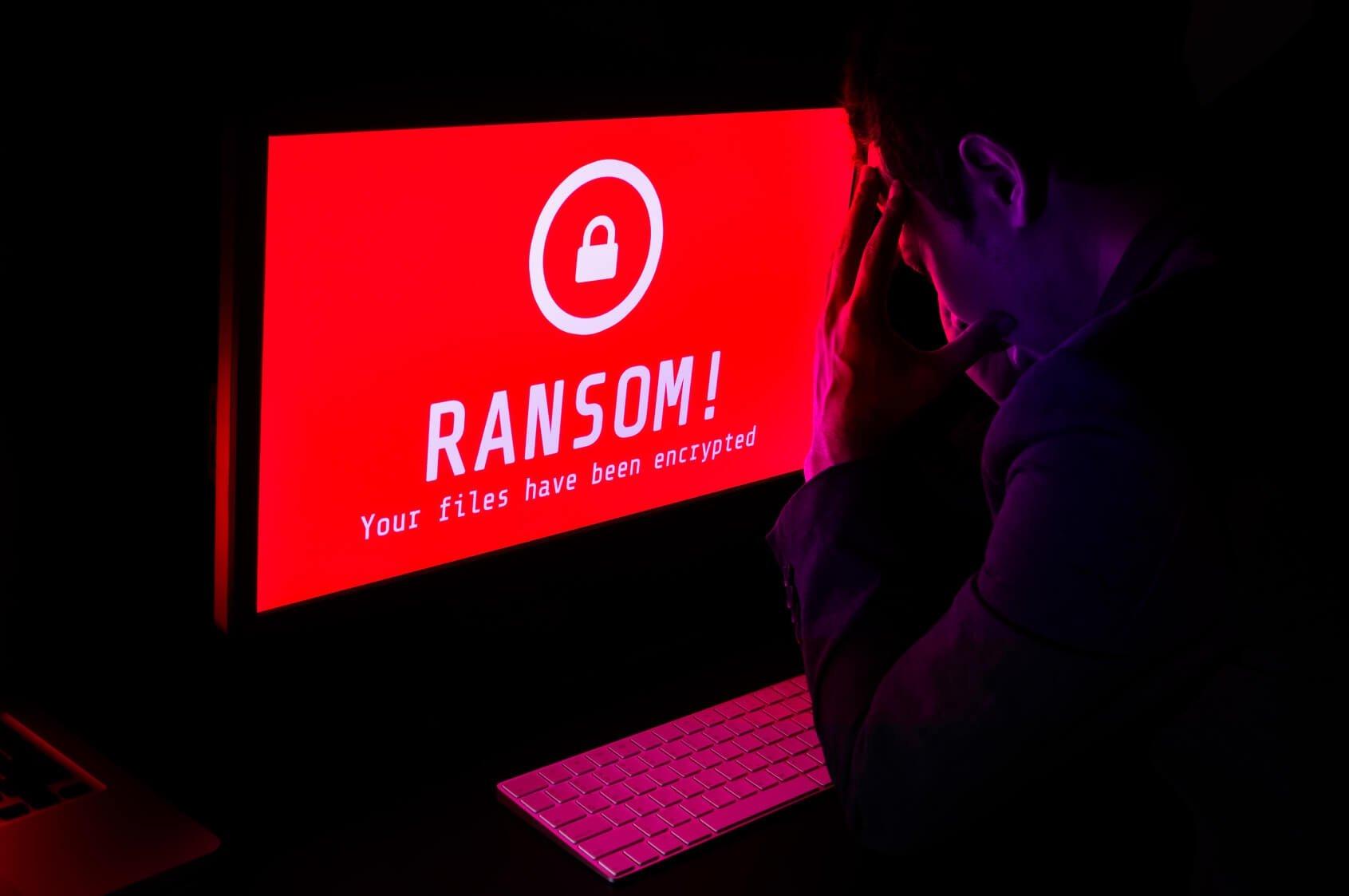 ransomware sistema