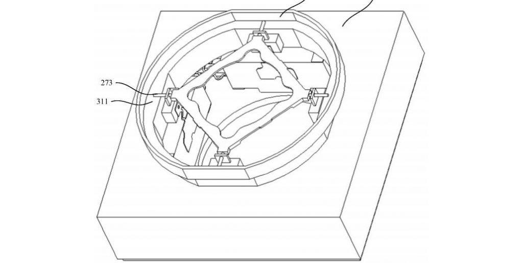 imagem patente huawei