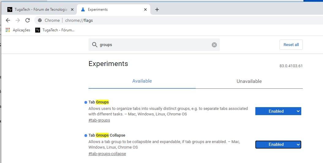 google chrome funcionalidade