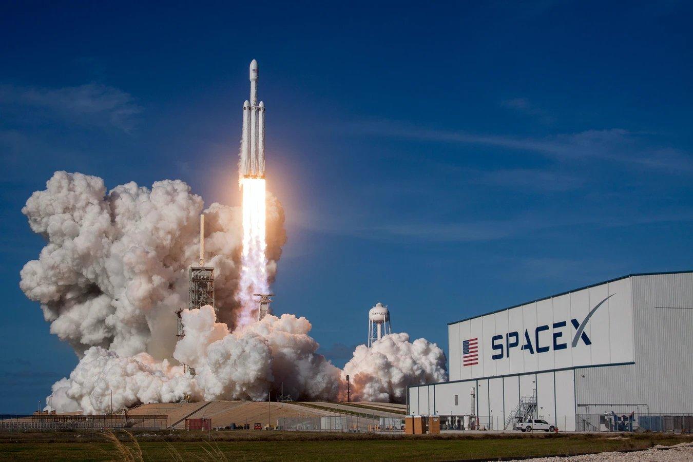 spaceX missão