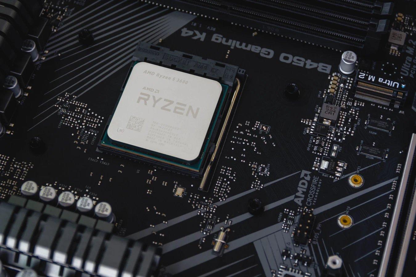 AMD processador Ryzen