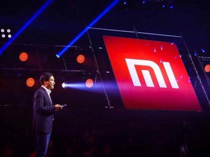 Xiaomi apresentação