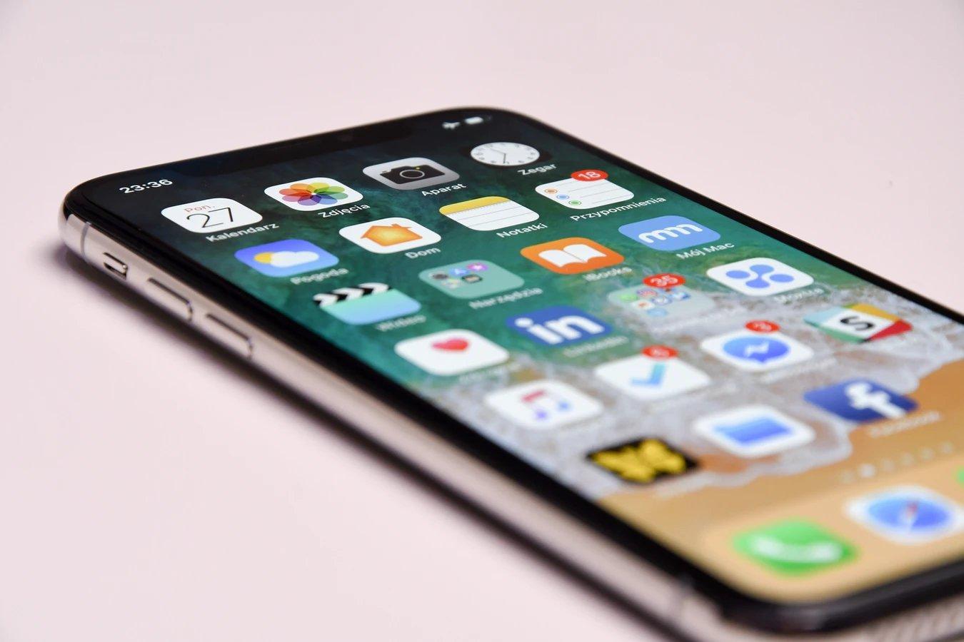 Apple ios sistema iPhone
