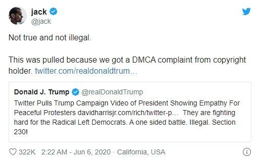 Respsota CEO twitter