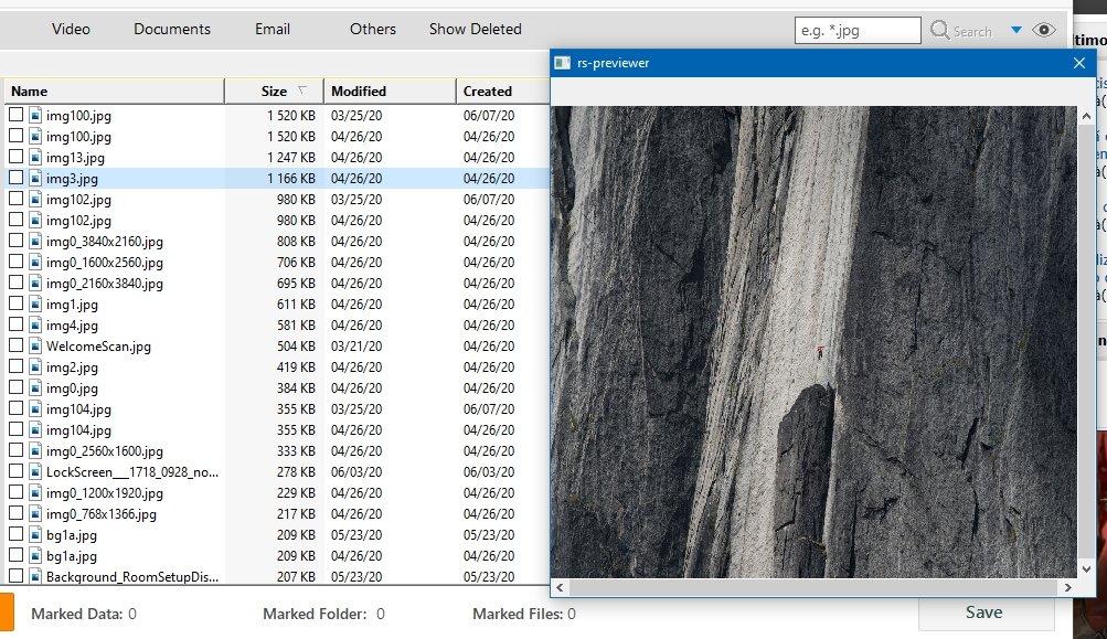 previsualizar ficheiros