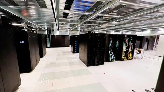 Supercomputador hawk