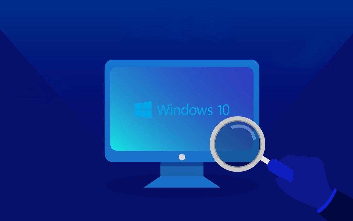 Pesquisa windows 10