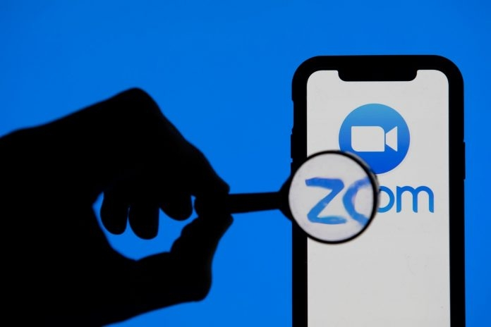 zoom espionagem