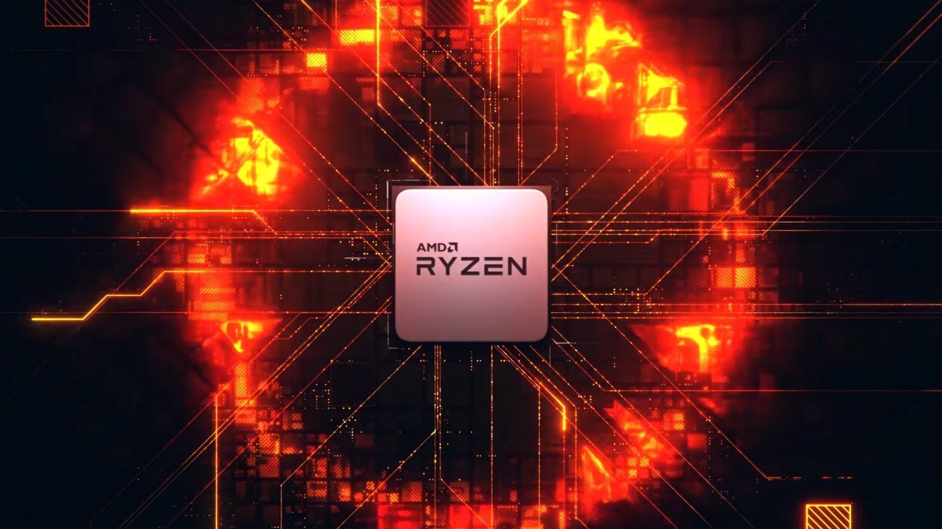 AMD ryzen processadores
