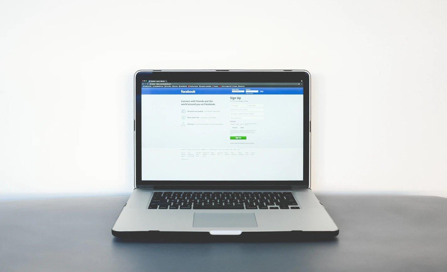 Facebook computador login