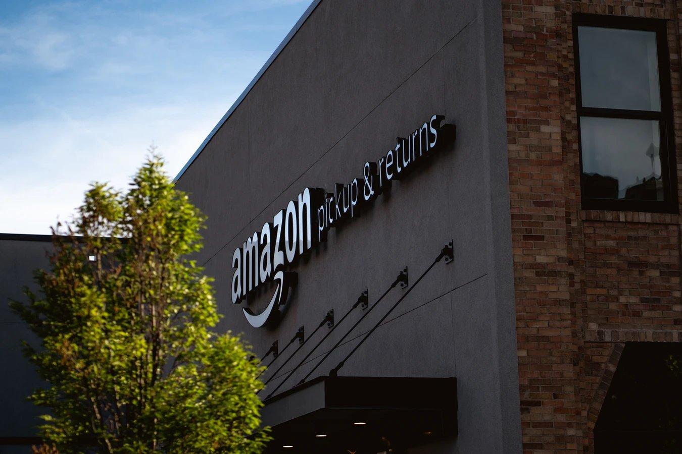 Amazon armazém