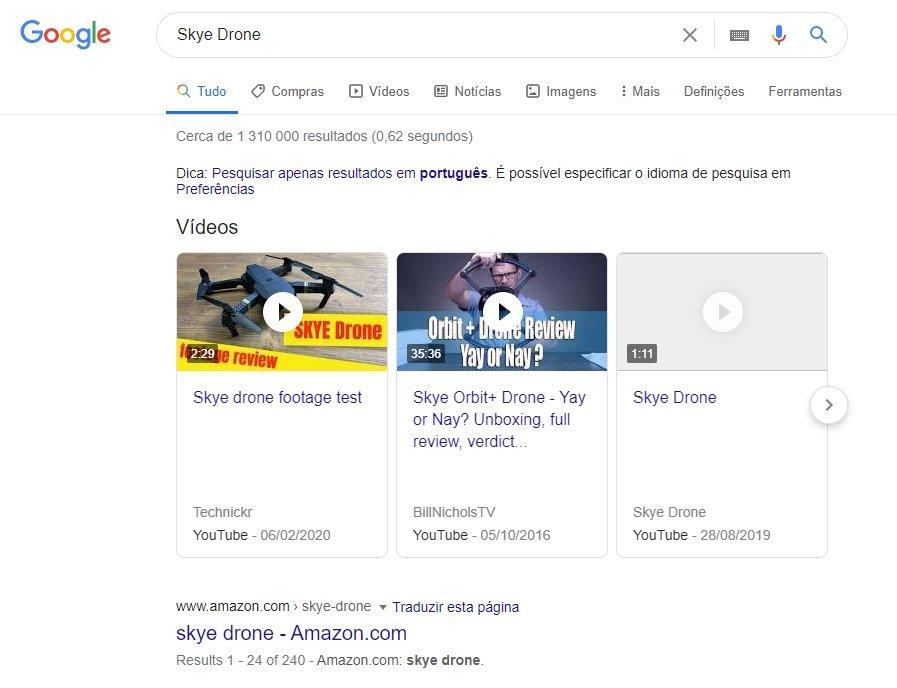 reviews skye drone