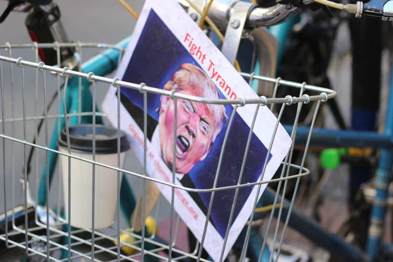Donald Trump campanha