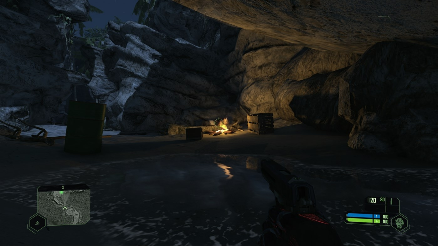 imagem do jogo crysis