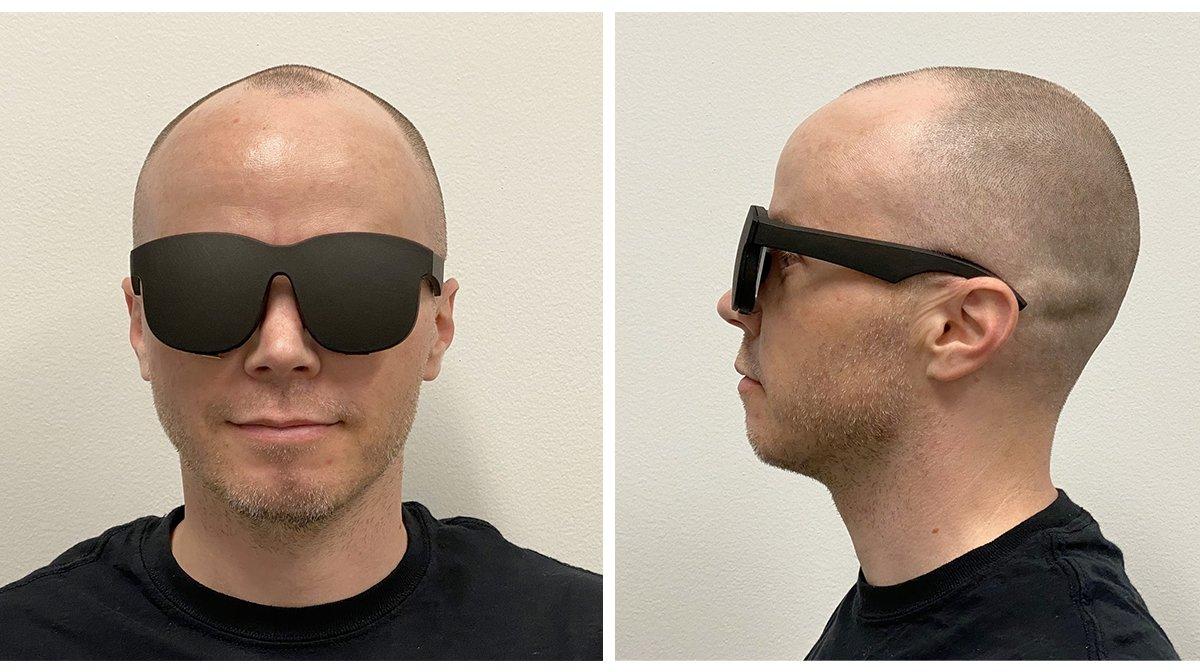 Facebook oculos realidade virtual