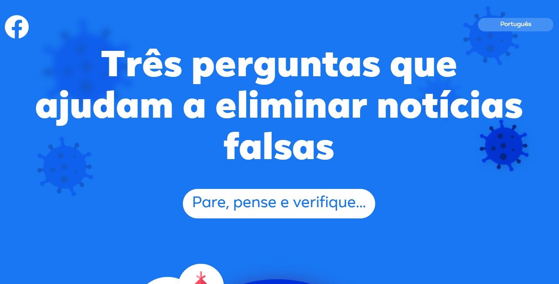 Facebook campanha Portugal