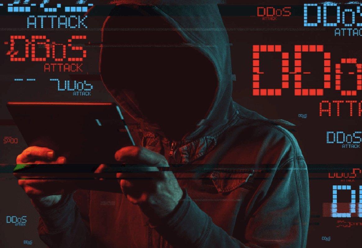 DDoS ataque