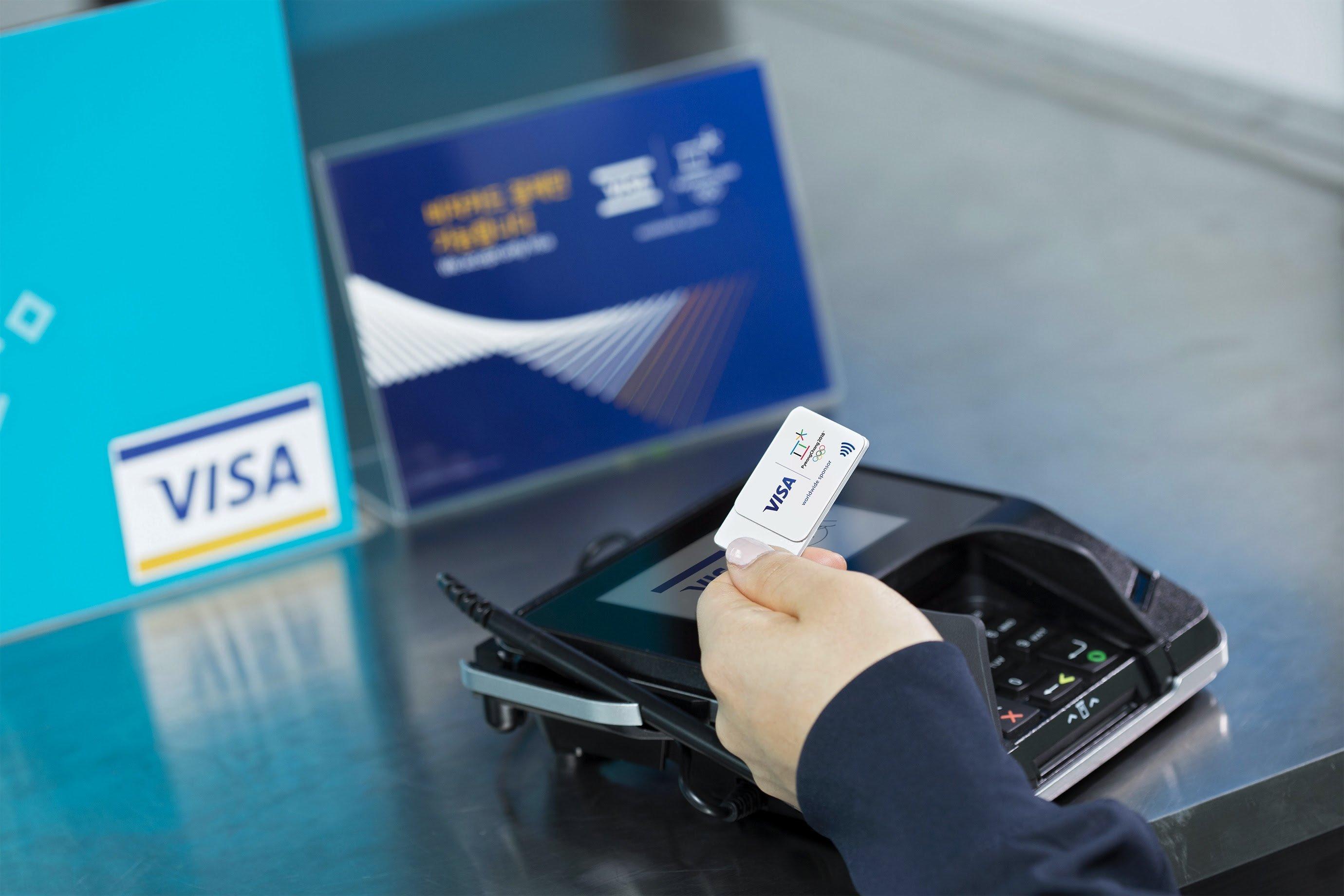 Visa Token Service