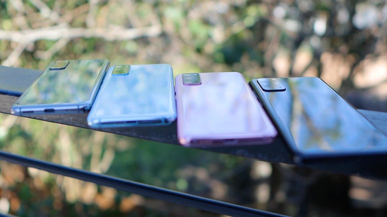 smartphones samsung galaxy s20 em madeira