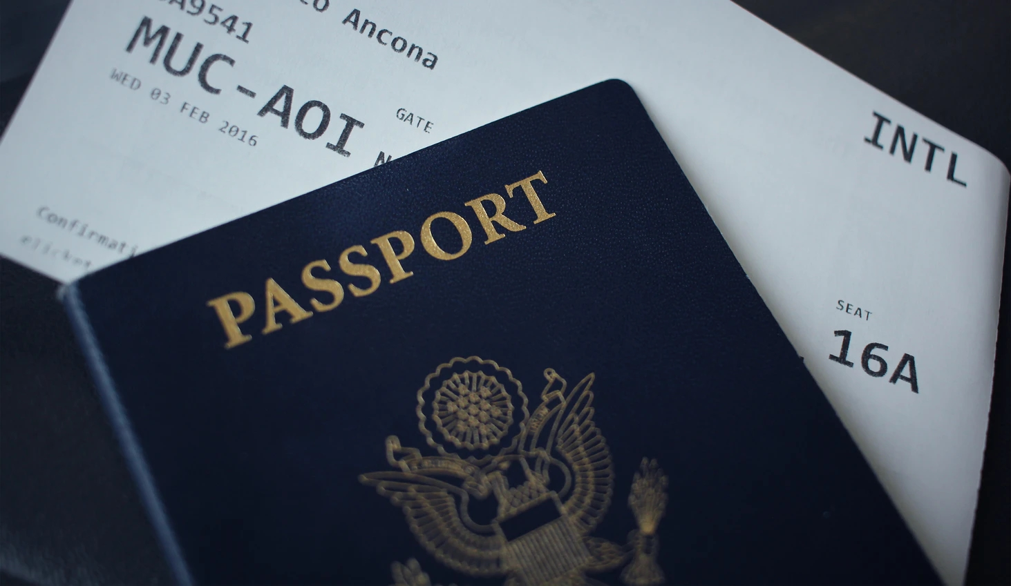 Passaporte imagem