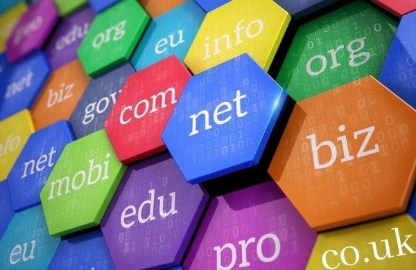 Domínios registo internet