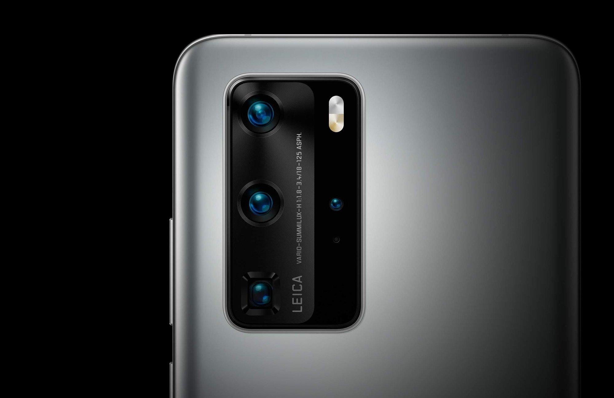 Huawei câmera smartphone