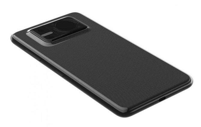 imagem patente Huawei câmara zoom