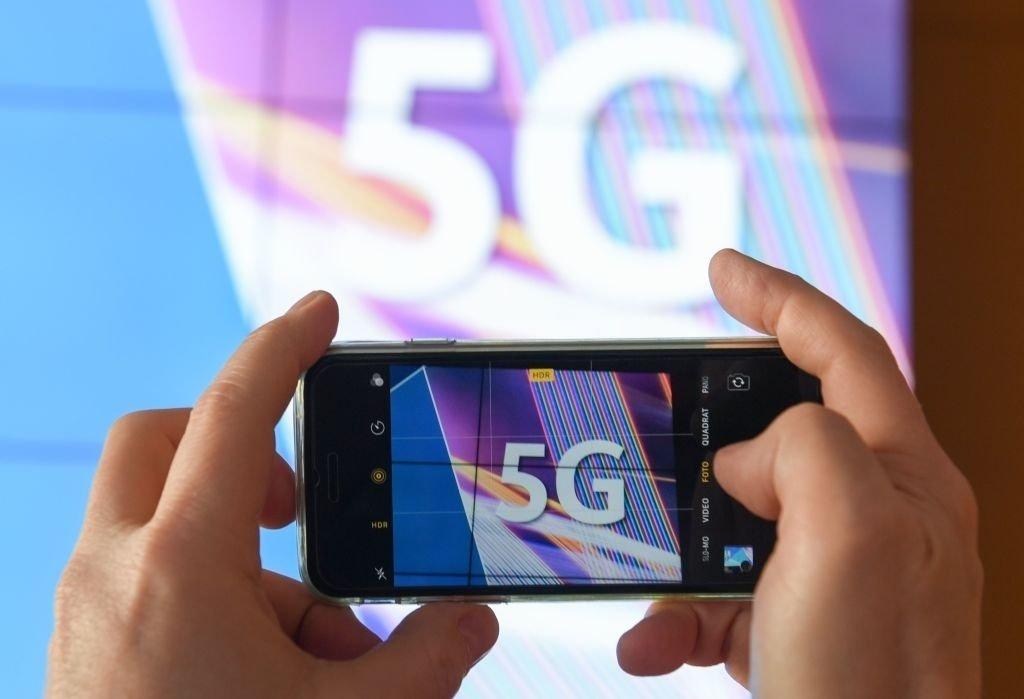 Redes 5G da Huawei