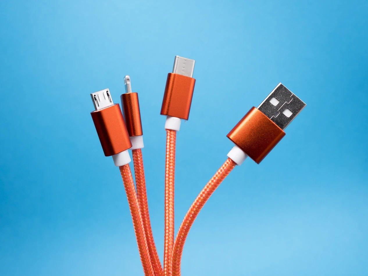 entradas USB