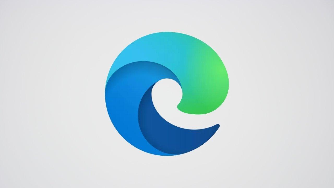 Edge logo Microsoft novo navegador