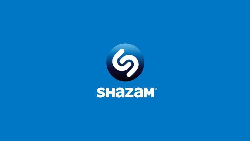 Shazam app smartphone