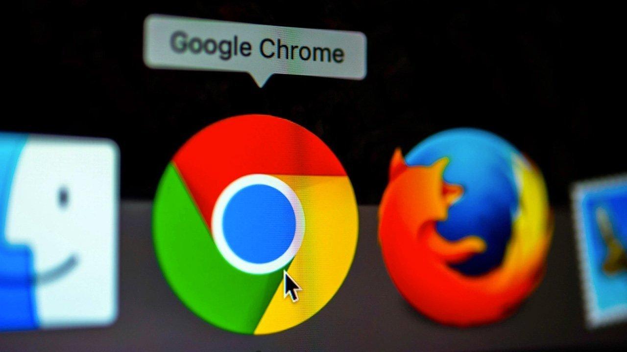 Chrome google logo