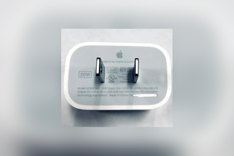 Apple carregador 20w