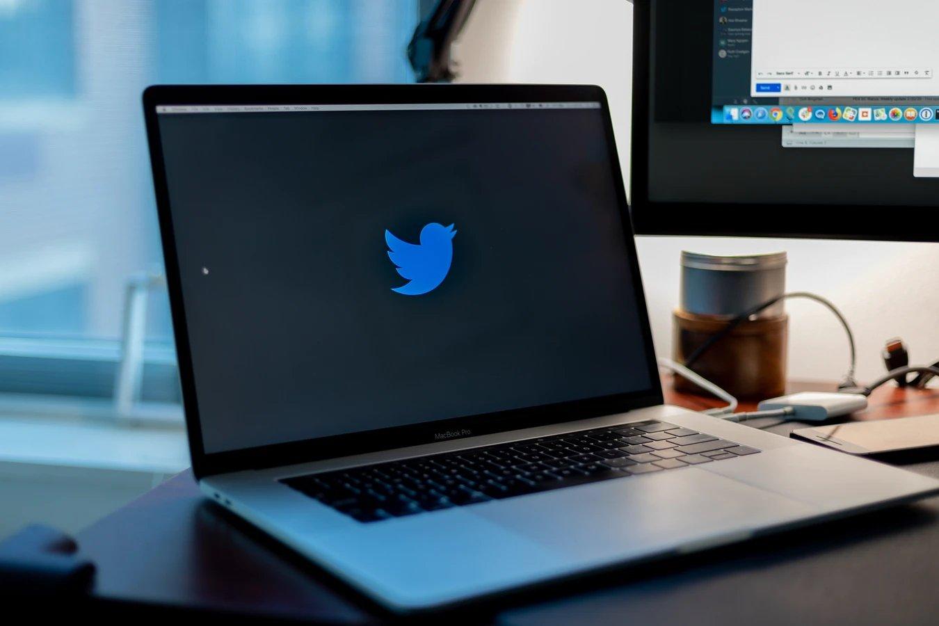 twitter em computador