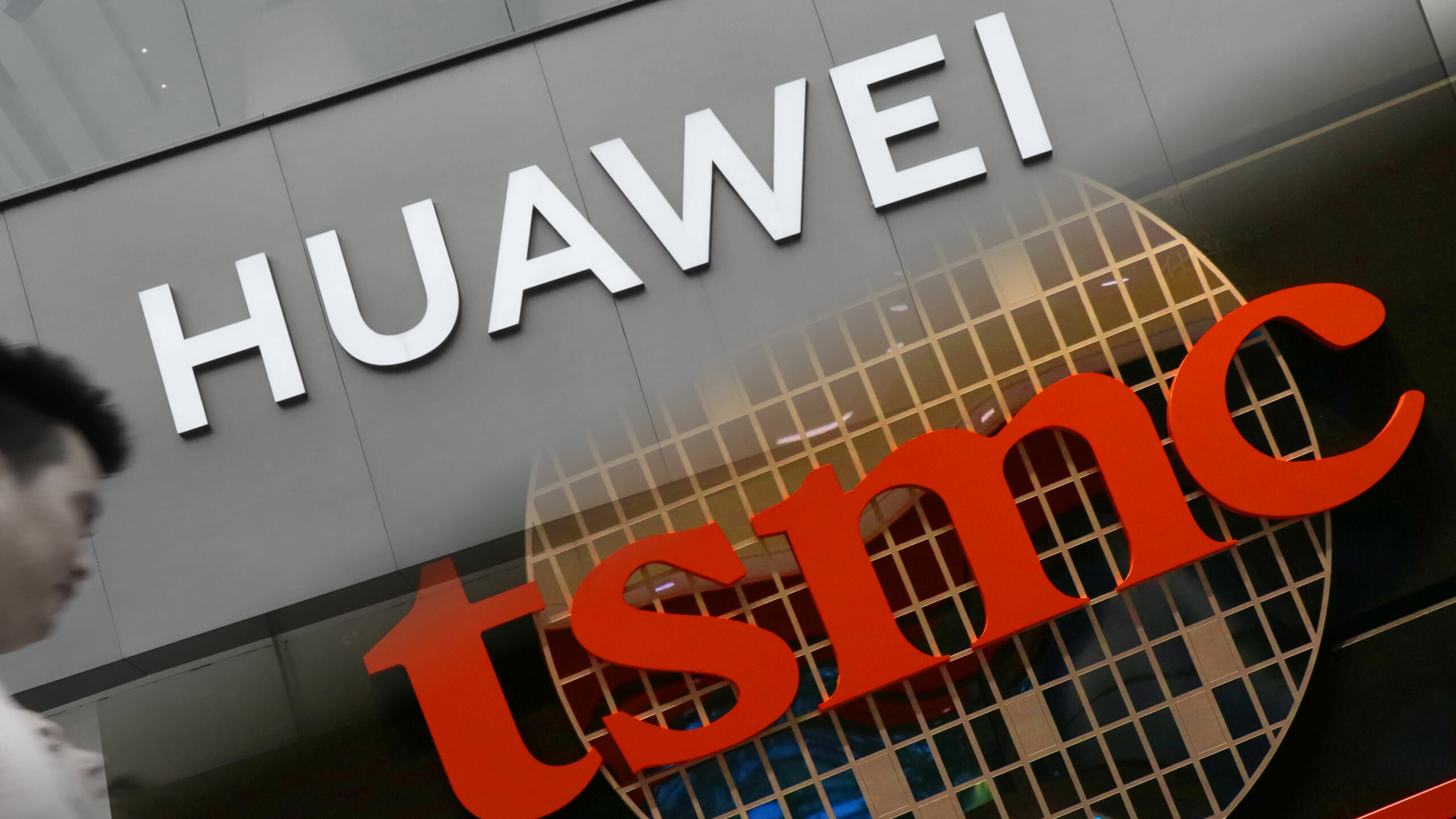 Huawei e TSMC