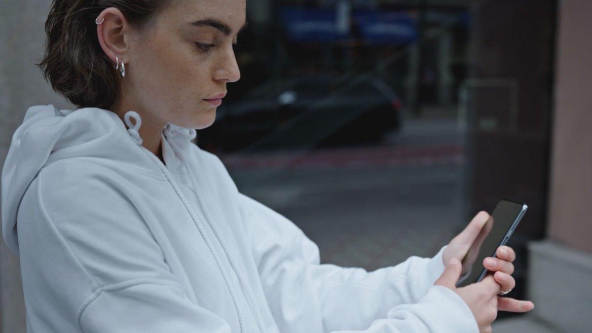 OnePlus nord publicidade