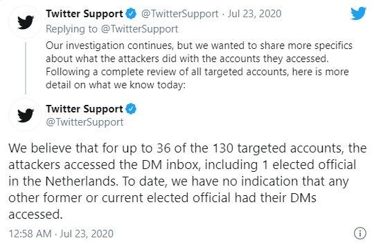 ataque twitter